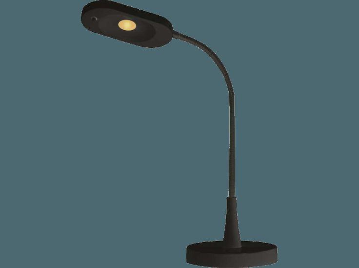 EMOS Z7523B LED asztali lámpa, fekete - table lamp