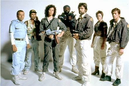 Looking back at ALIEN - Warped Factor - Daily features & news from the world of geek