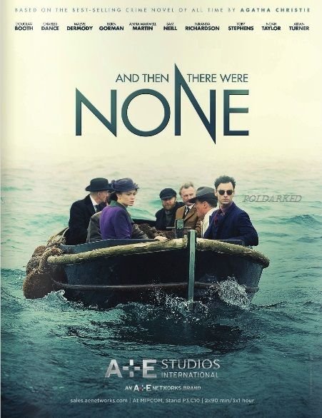 Poldarked: First Look at 'And Then There Were None' Poster