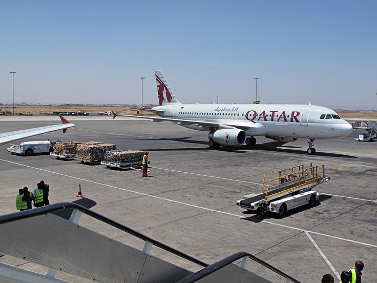 Doha Airport DOH #Qatar