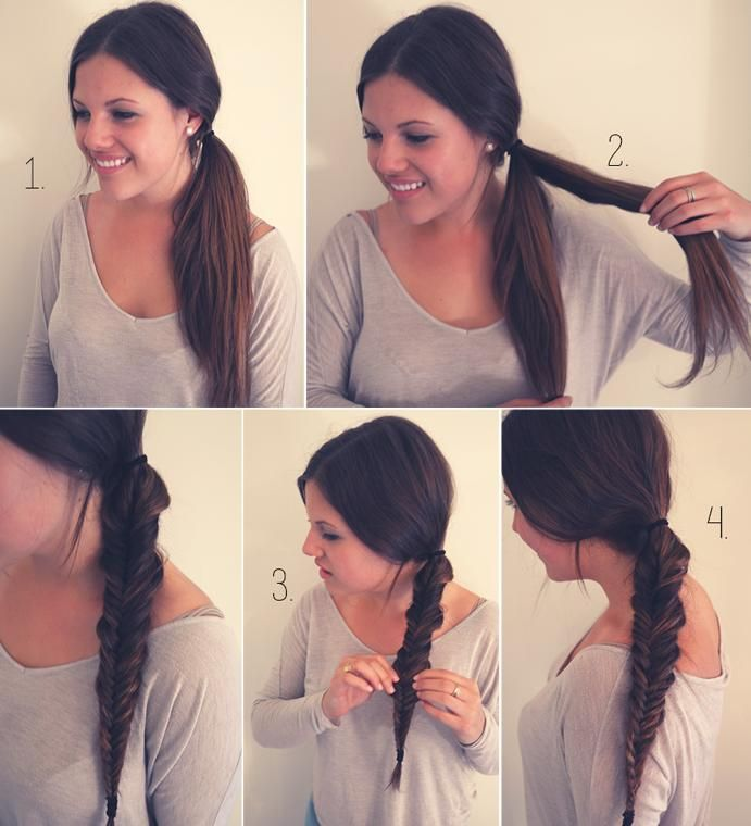 17916 best images about Hairstyles for Long Hair on Pinterest