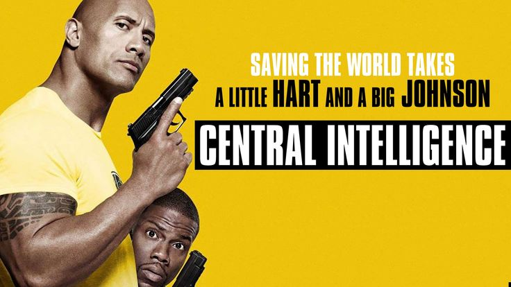 Central Intelligence Movie (2016)  HD Wallpaper From Gallsource.com