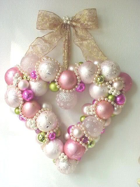 What a cute idea After Christmas buys before Valentines Day