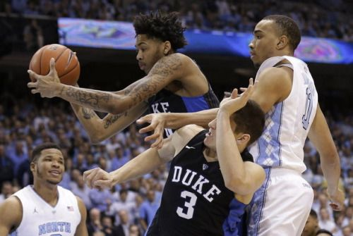 Mind-boggling stat shows why Duke-UNC is the best rivalry in... #DukeBasketball: Mind-boggling stat shows why Duke-UNC is… #DukeBasketball