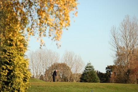 Relaxing round of golf  Join now: 01392 874139 / http://exetergcc.co.uk/golf/exeter-golf-course