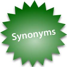 "A #synonym is a word or expression that has the same or almost the same #meaning as another word or expression. In English, a language known for its enormous vocabulary, most words have synonyms. For example, the word ""enormous"" has many synonyms: Huge, massive, giant, immense, and the list goes on. The word ""synonym"" is a composite of two Greek words: The prefix ""syn"" means ""together"" and ""onym"" is ""name."" Synonyms — together naming the same thing."