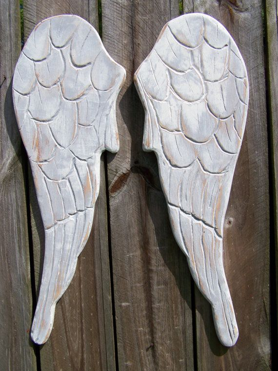 Wooden Angel Wings Wall Decor 213 best angel wings decor images on pinterest | angel wings, the