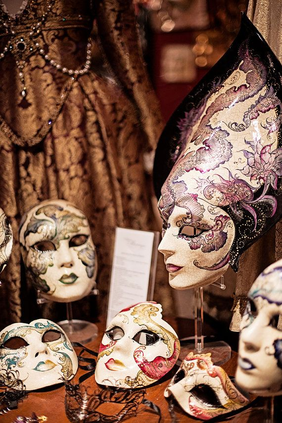 Venice Italy Carnival Costumes   Venice, Masks, Costume, Carnival, Italy, Travel, Black and White, Wall ...