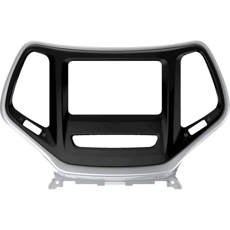 Maestro - Dash Kit for 2014-2017 Jeep Cherokee Vehicles - Black