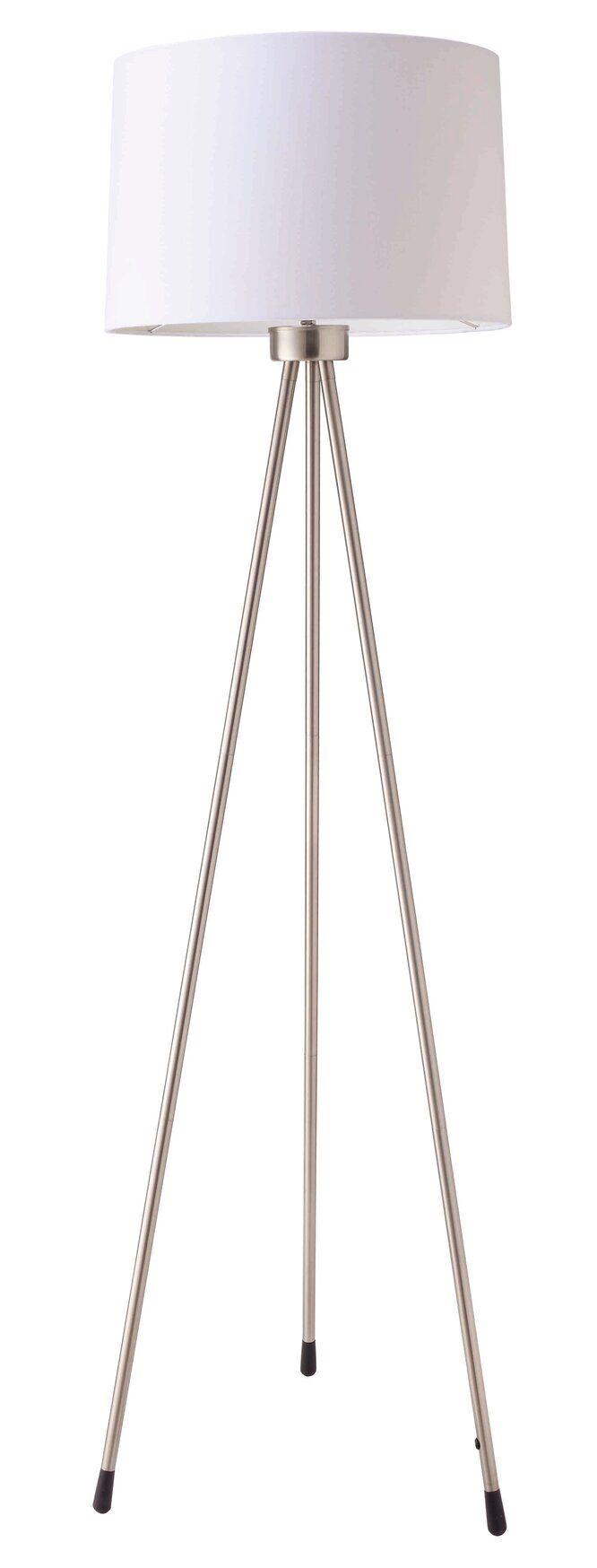 Lazar 59 Tripod Floor Lamp Tripod Floor Lamps Lamp Floor Lamp [ 1748 x 666 Pixel ]