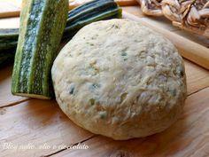 Impasto per Focaccia con Zucchine http://blog.giallozafferano.it/rocococo/impasto-per-focaccia-con-le-zucchine/