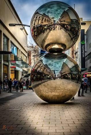 rundle malls balls, Adelaide - Google Search