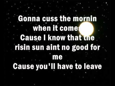 """""""I Don't Want This Night To End"""" Luke Bryan Lyrics, some of the lyrics are wrong but I love the song! :D"""