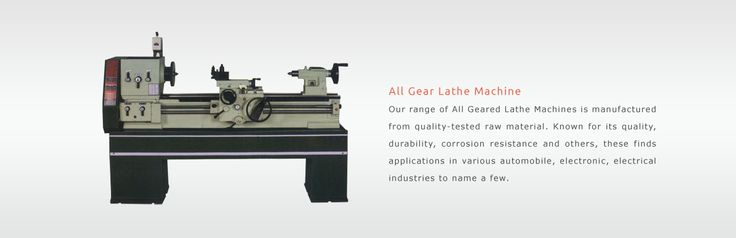 """Gian Singh & Sons established in 1971, become one of the recognized firms engaged in trading, exporting and supplier of an exclusive range of Precision Lathe Machines, Metal Cutting Saws, Precision Surface Grinding Machine, Lathe Machine Tools."