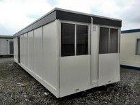 gebrauchte Container, Bürocontainer, Wohncontainer