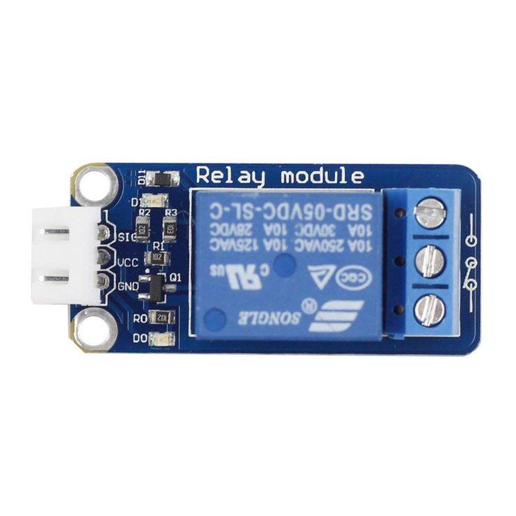 Der Spielzeugtester hat das SunFounder Relay Module for Arduino: Spielzeugtester… – Spielzeugtester