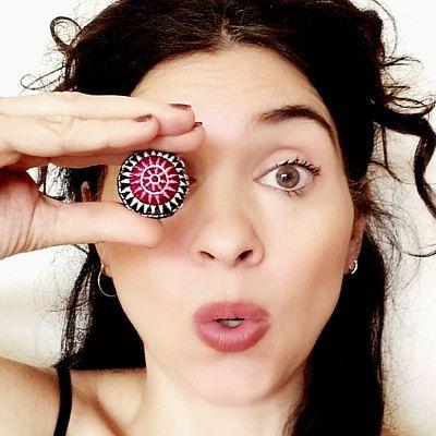 Katerina Harbi - ARTIKA ♥ Owner, Creator, Dreamer ♥ ************* For both international & domestic (GREECE) orders: www.etsy.com/shop/ArtikaShop *************** Only for domestic (GREECE) orders: www.jamjar.gr/store/artika . #artika #artikagr #artikajewelry #katerinaharbi #etsy #jamjar #handmadejewelry #madeingreece
