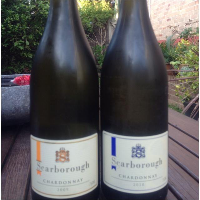 Scarborough Chardonnay 2009, Scarborough Chardonnay 2010