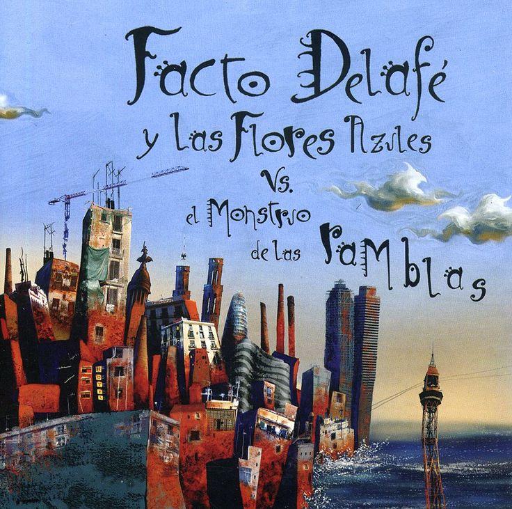 Various - Facto Delafe Y Las Flores Azules Vs. El Monstrue De Las Ramblas