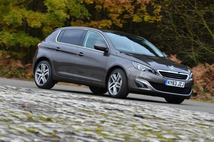 Peugeot 308 hatchback 2013 pictures | 5 | Auto Express