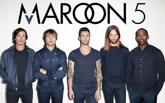 Maroon 5 - Enter the RAYMOND WEIL Music Day Contest for tickets to Maroon 5 at the Centre de la Nature (Laval, Canada) on June 21st 2014. http://www.raymond-weil.com/musicday_contest #RWMusicDay #Canada #CentredelaNature #Music #Contest #Maroon5
