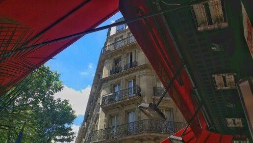 Paris 12. Le bistrot du coin.