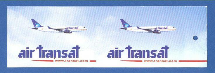 Air Transat Bag Tag