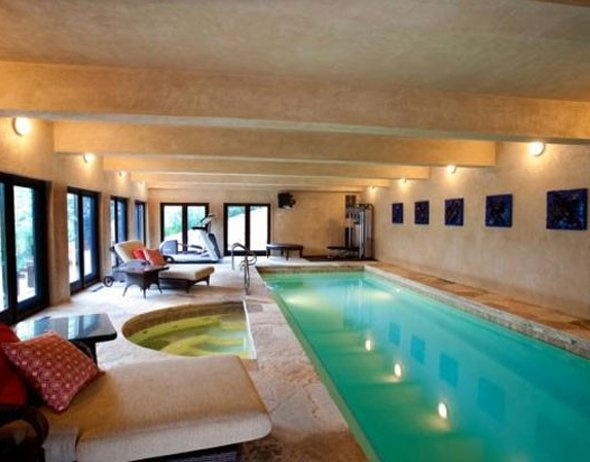 168 best indoor pool palooza images on pinterest my dream home future house and indoor pools for Indoor swimming pool building regulations