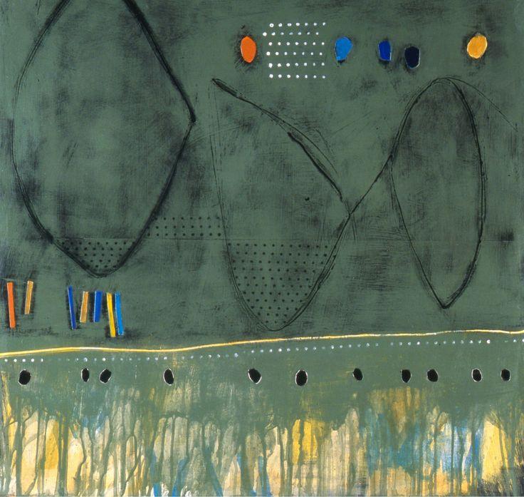 Silvia Poloto - footprints green 1