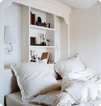17 migliori idee su camera da letto boiserie su pinterest - Mini camere da letto ...