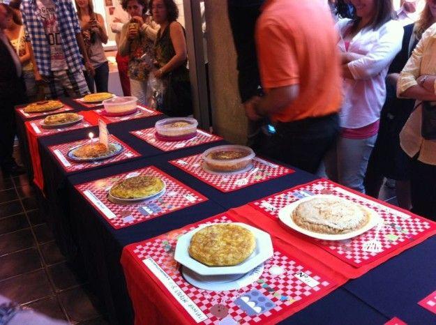"""Cinco Tenedores - Nuestra """"adicción"""" a la tortilla de patata. La ancha, Las tortillas de Gabino y La Gabinoteca."""