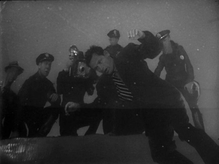 SUNSET BLVD. (1950) DP: John F. Seitz | Dir: Billy Wilder