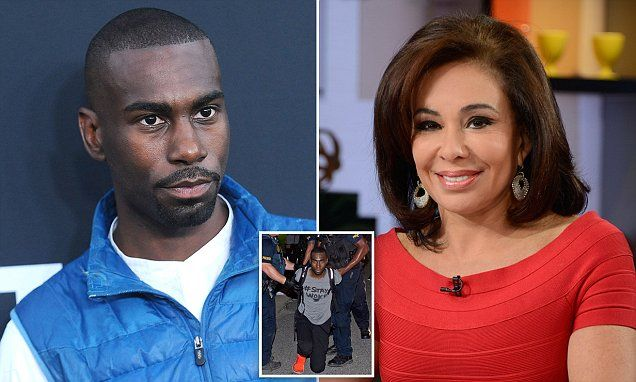 Fox News host Jeanine Pirro sued for defamation - This guy says it hurt his reputation... with whom? Being a BLM (Bowel-Leaking Misanthrope) organizer will ruin anyone's reputation!