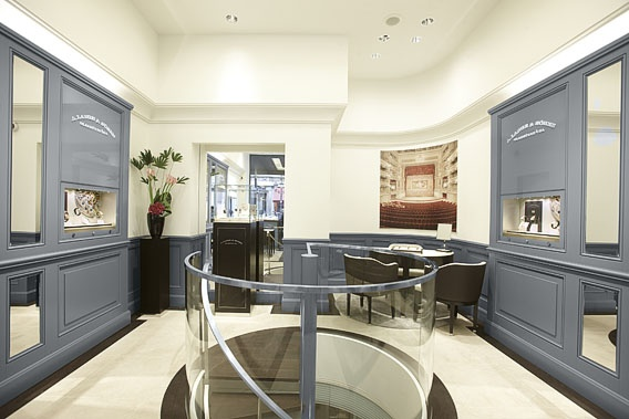 A.Lange & Söhne new flagship store, Paris