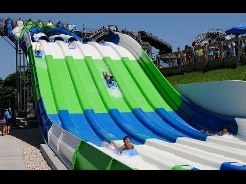 South Florida's Largest Water Park: Rapids Water Park