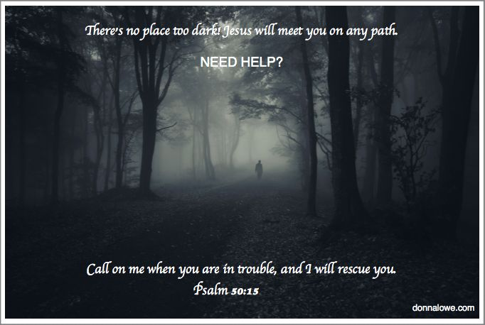 Need prayer? Please connect with me. I'd be honored to pray with you.