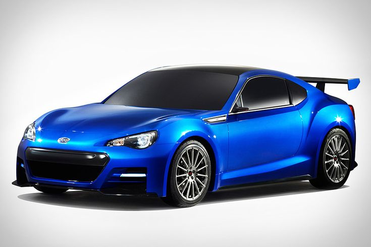 A joint venture between Toyota, Subaru, and Scion.    This variant is the Subaru BRZ GTI.