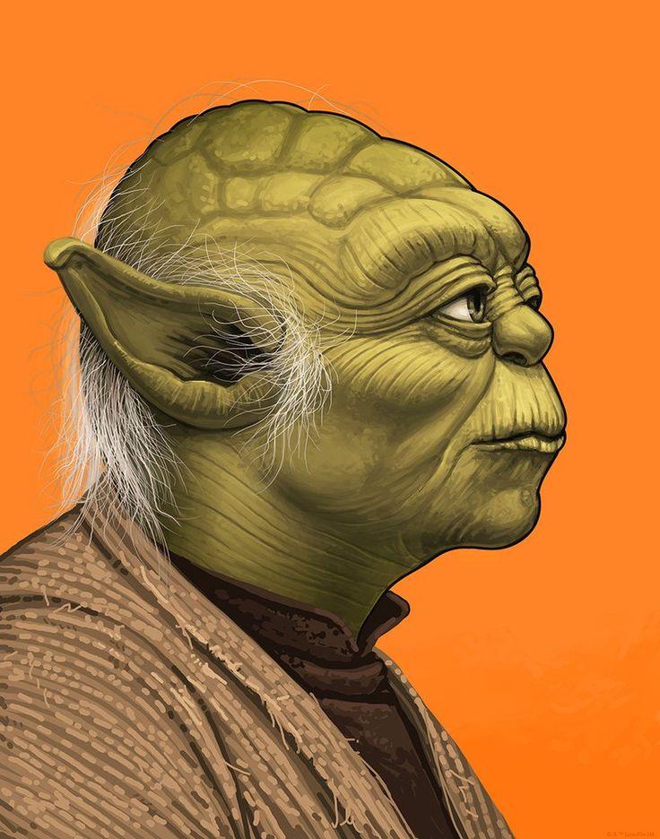 Mike Mitchell - Yoda