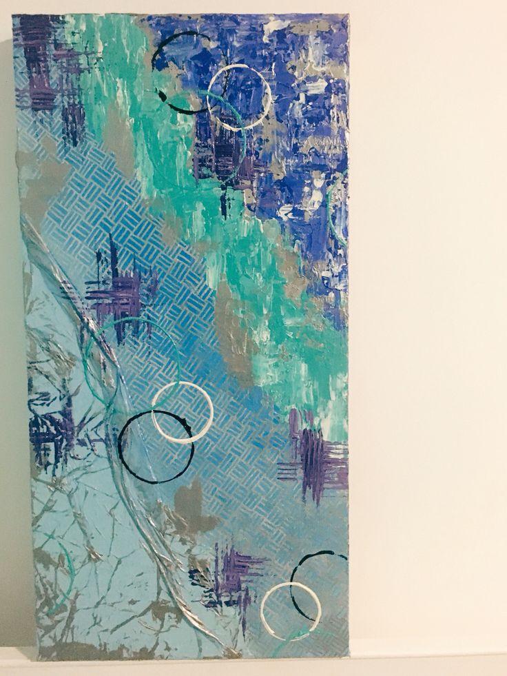 MEK art & design™   abstract Antarctica