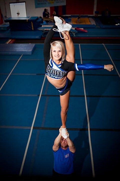 I love pictures from this kind of angle #cheer #cheerleading #stunt #sport #coed #bownarrow #flexibility