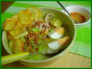 resep soto malang