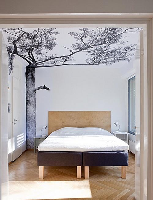 Simple Bedroom Murals 895 best murals and stencils images on pinterest