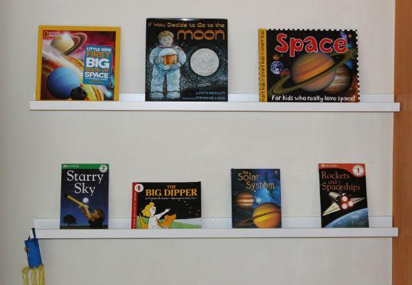 Детские книги о космосе на английском языке