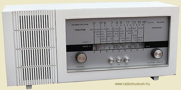 Videoton RA2104