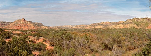 Palo Duro Canyon Valley   Art For Sale from Susan Rissi Tregoning Fine Art Photography •  Beautiful Wall Art & Home Decor for your Interior Design needs •  Visit --> www.susantregoning.com   #Photography #WallArt #HomeDecor #SusanTregoning #Texas
