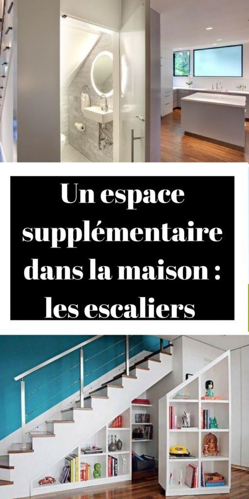 15 idées inspirantes pour aménager lespace sous les escaliers