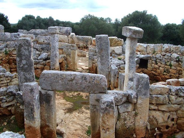 Torre de'n Galmes, Menorca