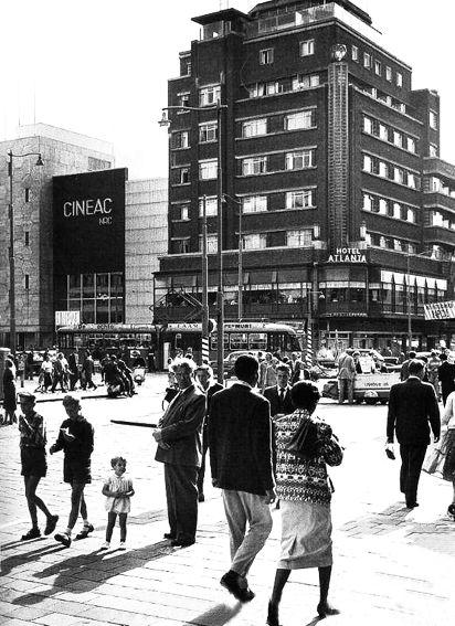Rotterdam Coolsingel 1958