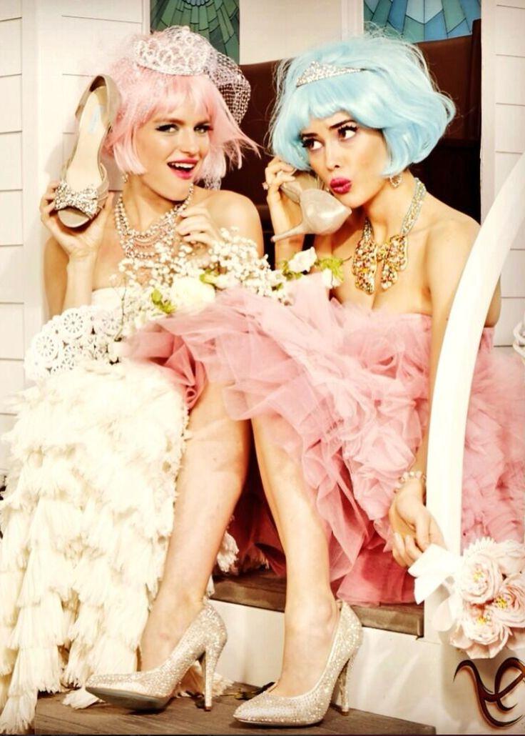 Pretty in Pastels ❋ Fun 50s Inspired Fashion Shoot ❋ Retro Fashion Photography ❋