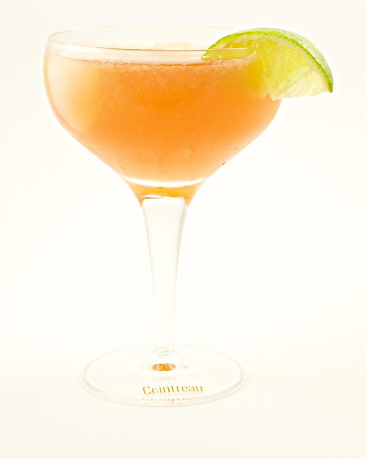 Casablanca Cocktail 3 oz. White Rum, 1 oz. Cherry Liqueur, 1 oz ...